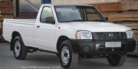 Nissan NP300 Hardbody 2.0 (aircon) - Image credit: © 2018 duoporta. Generic Image shown.