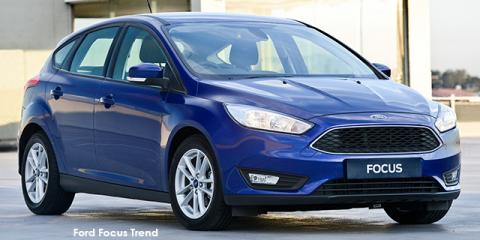 Ford Focus hatch 1.0T Trend auto