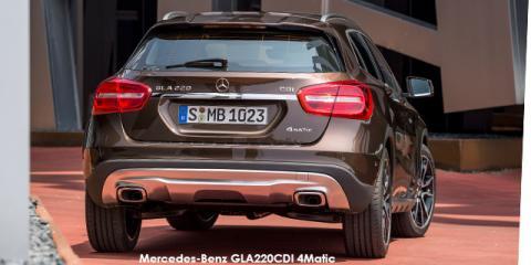 Mercedes-Benz GLA200d auto