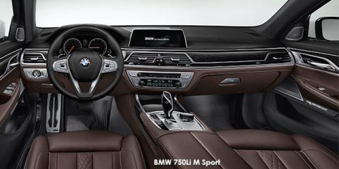 BMW 750Li M Sport - Image credit: © 2018 duoporta. Generic Image shown.