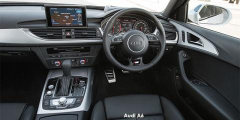 Audi A6 2.0TFSI quattro