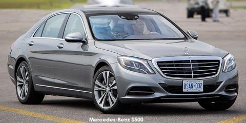 Mercedes-Benz S500 L