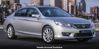 Honda Accord 3.5 V6 Exclusive