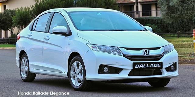 Honda Ballade 1.5 Trend 4-Dr