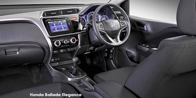 Honda Ballade 1.5 Elegance 4-Dr