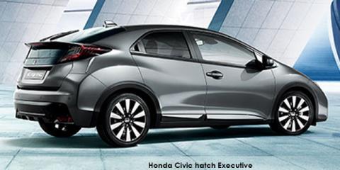 Honda Civic hatch 1.8 Executive
