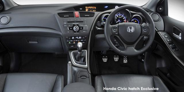 Honda Civic Hatch