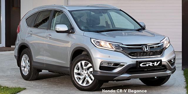 Honda CR-V 2.0 Comfort FWD
