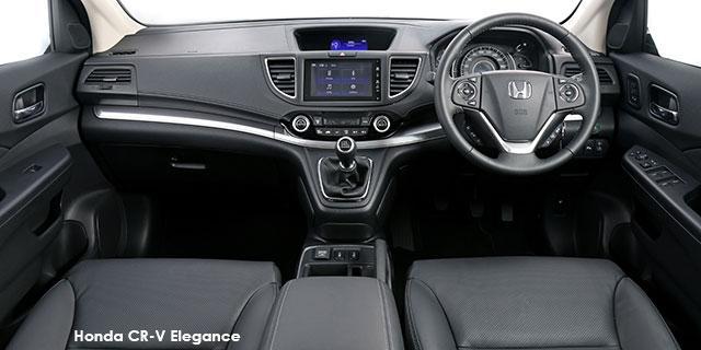 Honda CR-V 2.0 Comfort FWD Auto