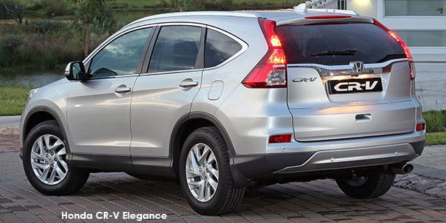 Honda CR-V 2.0 Elegance FWD