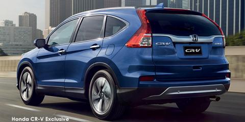 Honda CR-V 2.4 Exclusive AWD