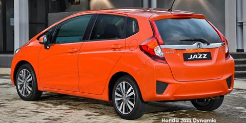 Honda Jazz 1.2 Comfort auto - Image credit: © 2019 duoporta. Generic Image shown.