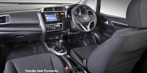Honda Jazz 1.2 Comfort auto - Image credit: © 2018 duoporta. Generic Image shown.