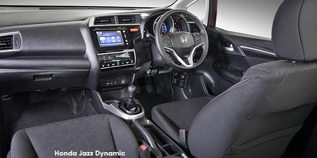 Honda Jazz 1.5 Dynamic
