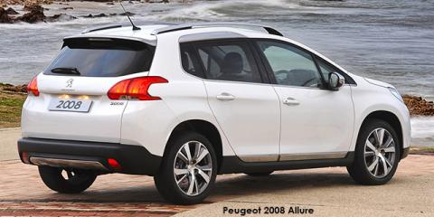 Peugeot 2008 1.6 Active