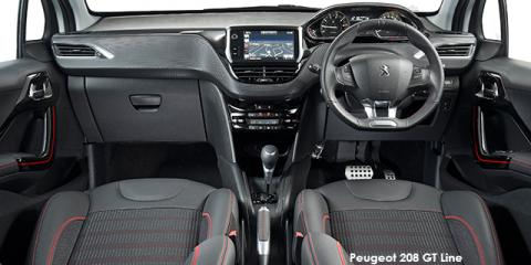 Peugeot 208 1.2T GT Line auto