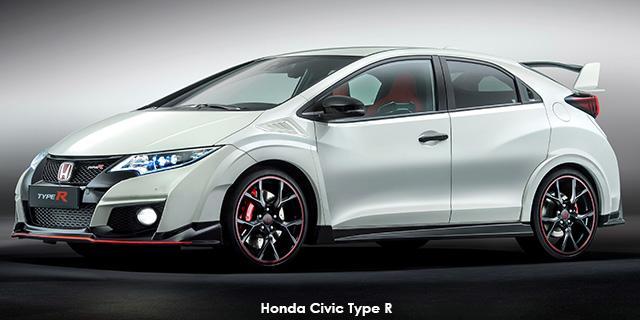 Honda Civic Type-R 2.0 VTEC TURBO