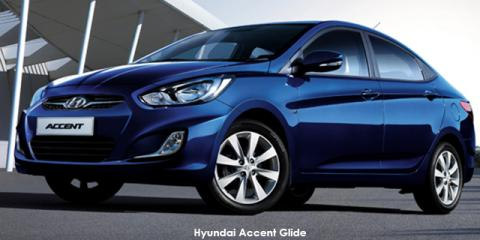 Hyundai Accent sedan 1.6 Glide