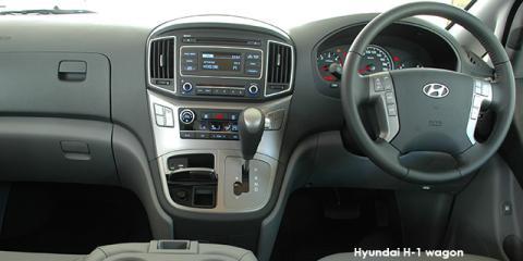 Hyundai H-1 2.5CRDi panel van