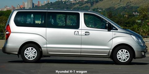 Hyundai H-1 2.5CRDi wagon