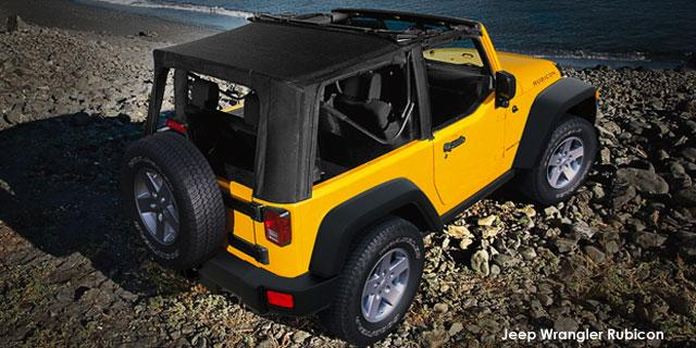 Jeep Wrangler Unlimited 3.6L V6 A5 Rubicon