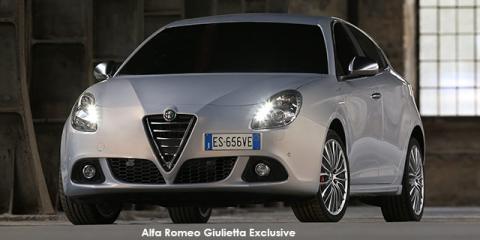 Alfa Romeo Giulietta 1.4TBi Exclusive