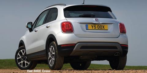 Fiat 500X 1.4T Cross - Image credit: © 2018 duoporta. Generic Image shown.