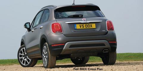Fiat 500X 1.4T Cross Plus auto