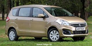 Suzuki Ertiga - Image credit: © 2018 duoporta. Generic Image shown.