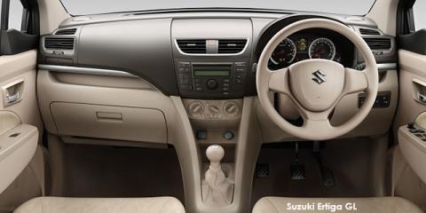 Suzuki Ertiga 1.4 GA - Image credit: © 2019 duoporta. Generic Image shown.