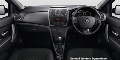 Renault Sandero 66kW turbo Expression