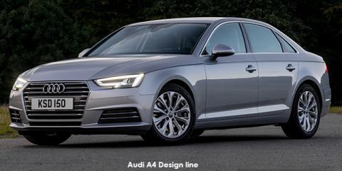 Audi A4 1.4TFSI