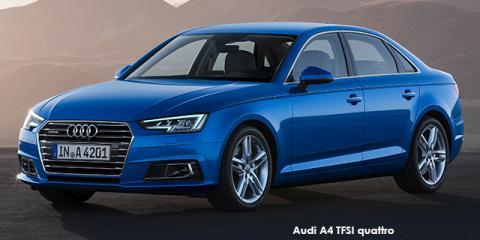 Audi A4 2.0TFSI quattro sport