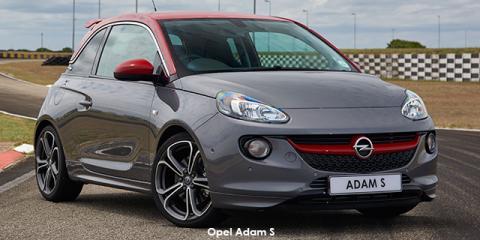 Opel Adam S 1.4T