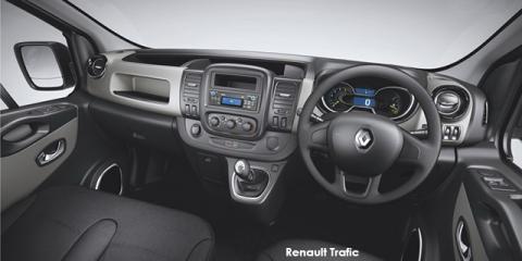 Renault Trafic 1.6dCi panel van