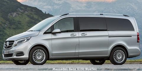 Mercedes-Benz V220d auto