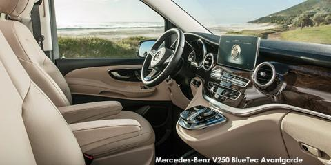 Mercedes-Benz V250d Avantgarde