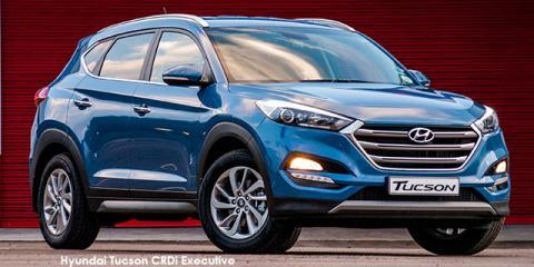Hyundai Tucson 1.6 Turbo Executive
