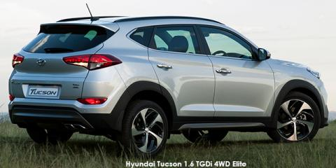 Hyundai Tucson 1.6 Turbo 4WD Elite
