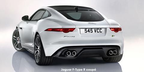 Jaguar F-Type S coupe