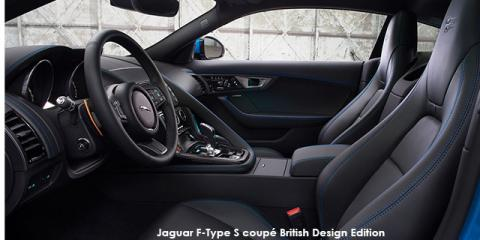 Jaguar F-Type S convertible British Design Edition