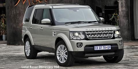 Land Rover Discovery SCV6 S