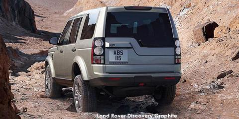 Land Rover Discovery SCV6 Graphite