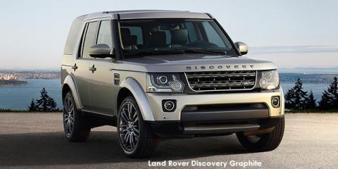 Land Rover Discovery SDV6 Graphite