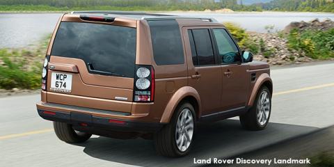 Land Rover Discovery SCV6 Landmark