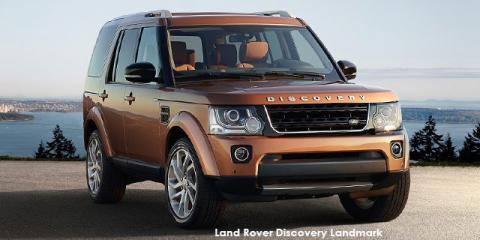 Land Rover Discovery SDV6 Landmark