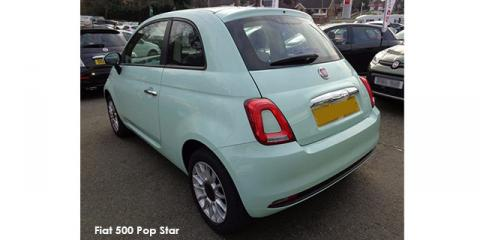 Fiat 500 0.9 TwinAir Pop Star auto