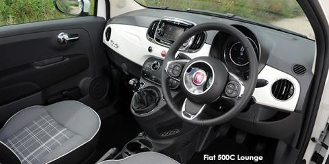 Fiat 500C 0.9 TwinAir Pop Star