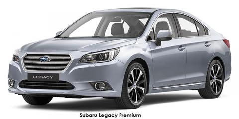 Subaru Legacy 3.6 R-S Premium