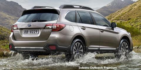 Subaru Outback 2.5i-S Premium